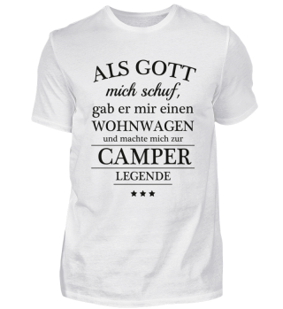 Camper / Camping: Camper-Legende