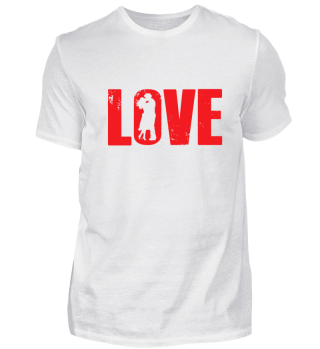 Ein T-Shirt für Verliebte! - LOVE -