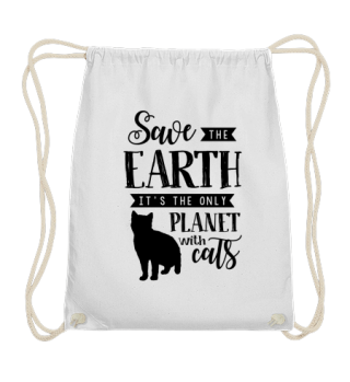 Cats: Save the earth! - Gift
