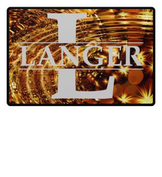 LANGER - VIP Fußmatte