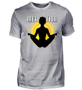 Meditation Sonne