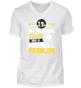 football shirt for footballteam gift