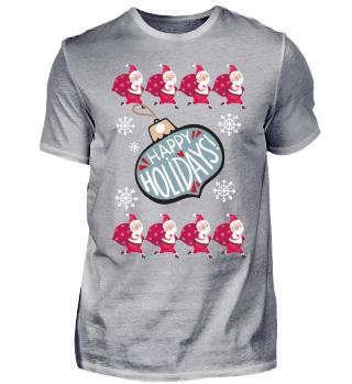 Christmas Xmas Ugly Gift Santa Claus