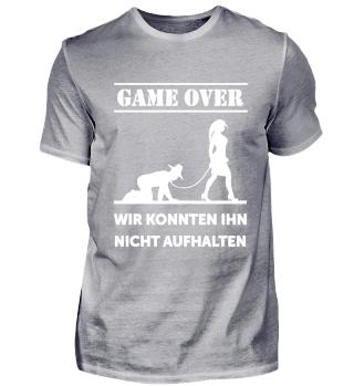 JGA - Game Over - heiraten