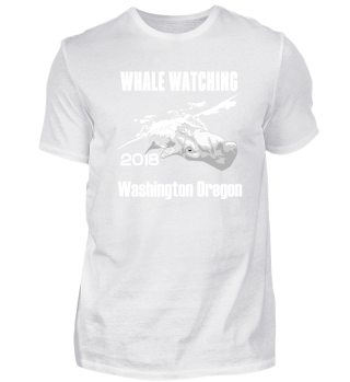 Whale Watching Washington Oregon 2018