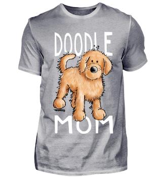 Golden Doodle Mom I Hund Mama