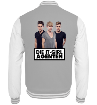 It-Logo Collegejacke