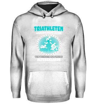 Triathlon Triathleten werden nicht älter