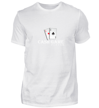 Cash Game Player Poker Casino