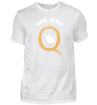 QAnon WWG1WGA Q Anon T-Shirt Great Awake