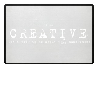 creative kreative Fußmatte