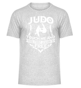 Judo touch me!
