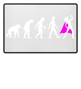 Evolution Of Humans - Female Hero II