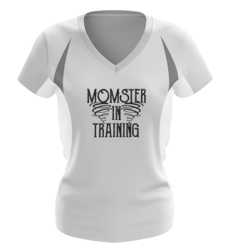 ♥ Saying - Momster In Training 1