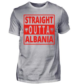 Straight outta ALBANIA krenar