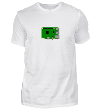 Raspberry Pi Fan T-Shirt for programmers