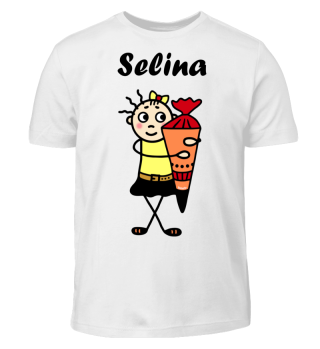 Selina - Einschulung I-Dötzchen
