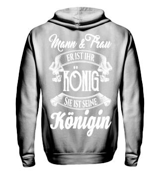 #MANN & FRAU#KÖNIG & KÖNIGIN#