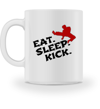 Eat Sleep Kick
