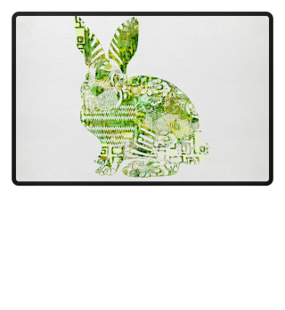 ★ Artistic Ethno EASTER BUNNY 2