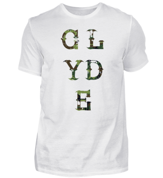 Clyde - Criminal - Camo Soul Mate