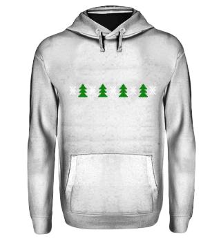 Tannenbaum Weihnachtspullover