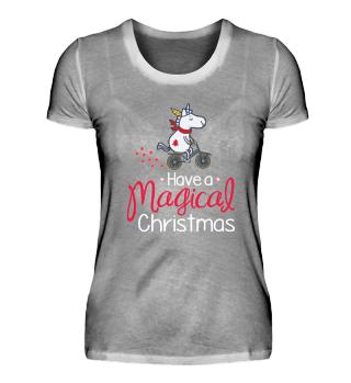 Einhorn - Magical Christmas