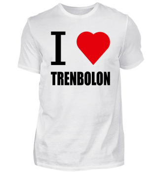 I Love Trenbolon | Roids gym fitness