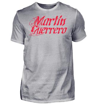 Martin Guerrero Latino