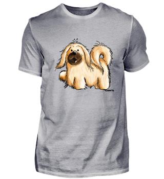 Lustiger Pekingese I Hund Comic Geschenk