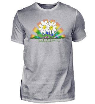 Blume-Regenbogen