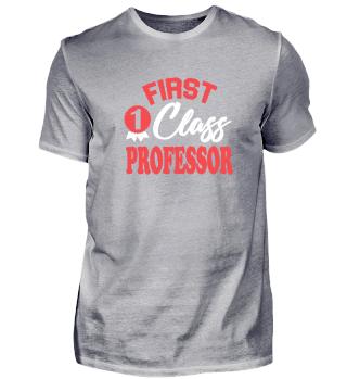 erstklassiger Professor