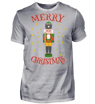 Merry Christmas Santa Nussknacker