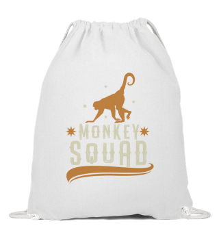 Monkey Squad Group Monkeys
