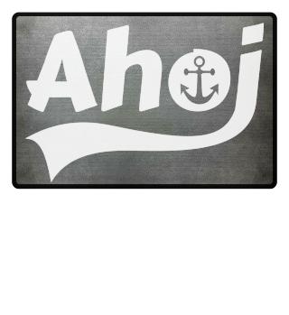 Ahoi - die Fußmatte