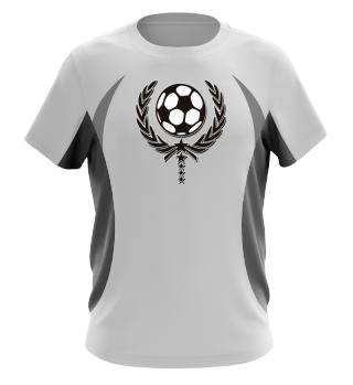 ★ Fussball Lorbeerkranz 5 Sterne Team 2