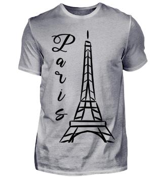 Eiffel! Paris! Frankreich! Reise! Idee