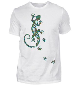 ♥ Ethnological Running Gecko III