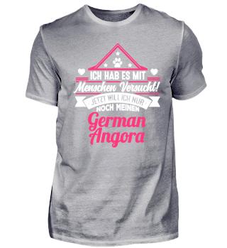 GERMAN ANGORA - der Versuch