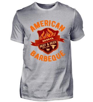 GRILL SHIRT · AMERICAN BBQ #1.6