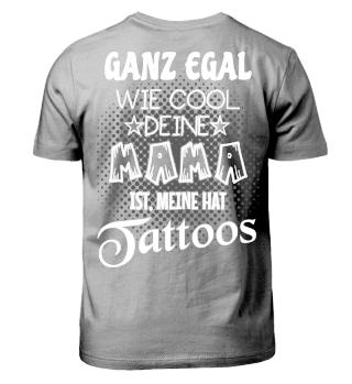 Meine Mama hat Tattoos!