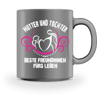 Mama und Tochter - Tasse