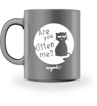 Are you kitten me? #magisch