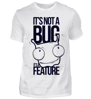 IT`S NOTE A BUG IT`S A FEATURE