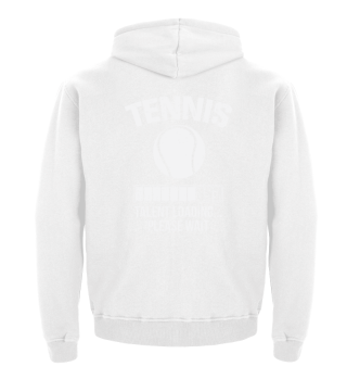 Tennis Talent lädt Bitte Warten Geschenk