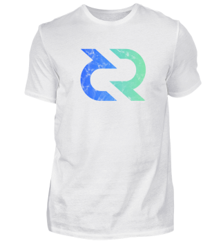 Decred T-Shirt (DCR) - Logo Used Look