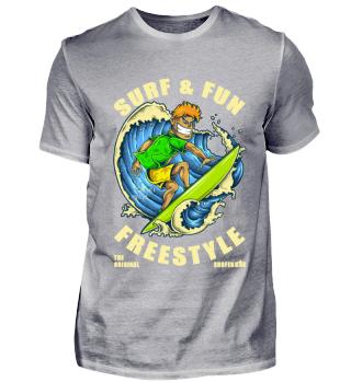 ☛ SURF & FUN #2SA