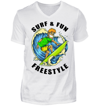 ☛ SURF & FUN #4S