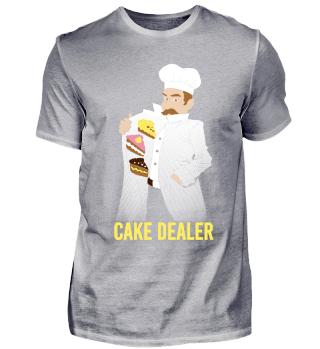 Konditor Backen Kuchen Dealer Geschenk
