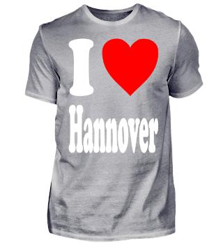 I love Hannover